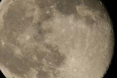 Close Up Moon